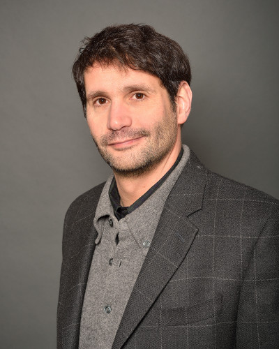 John Farina, executive director, ARTneo. Photographed by Bryon Miller.